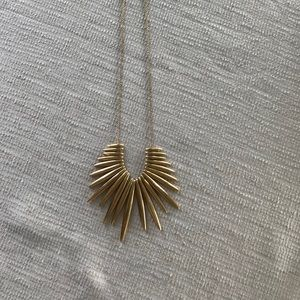Michael Kors match stick necklace